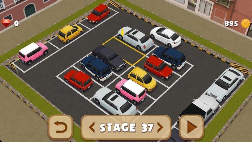Dr. Parking 4 - интересная игра про парковку
