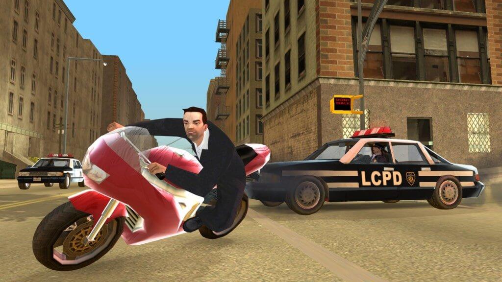 Сюжет в GTA Liberty City Stories на андроид