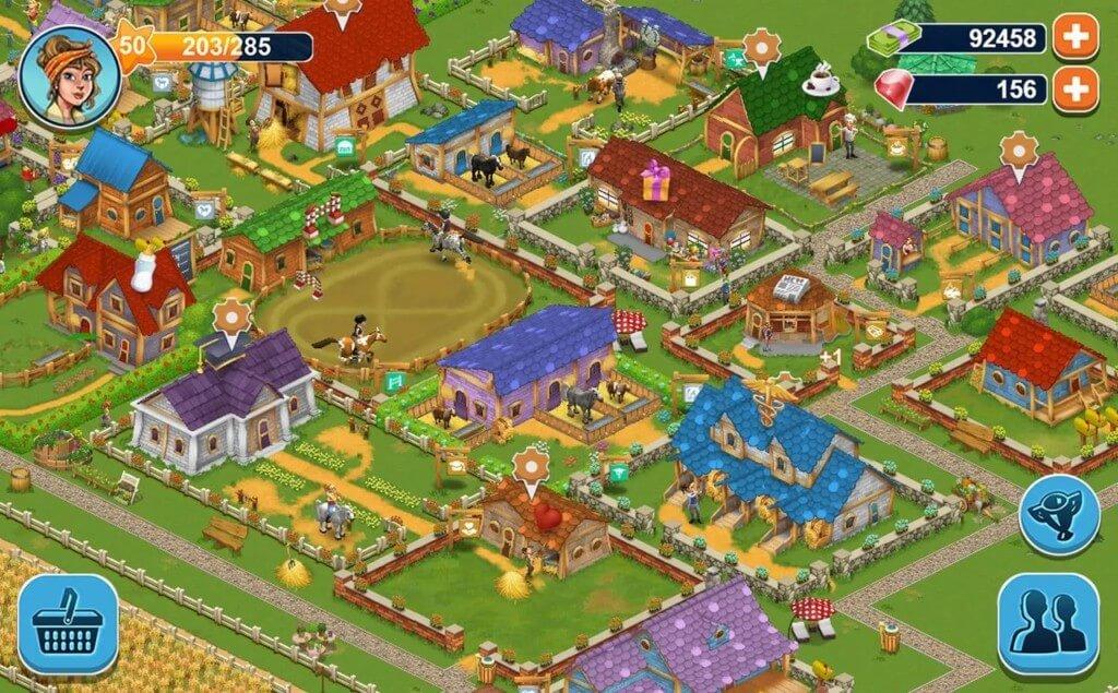 Подробнее об игре Horse Farm