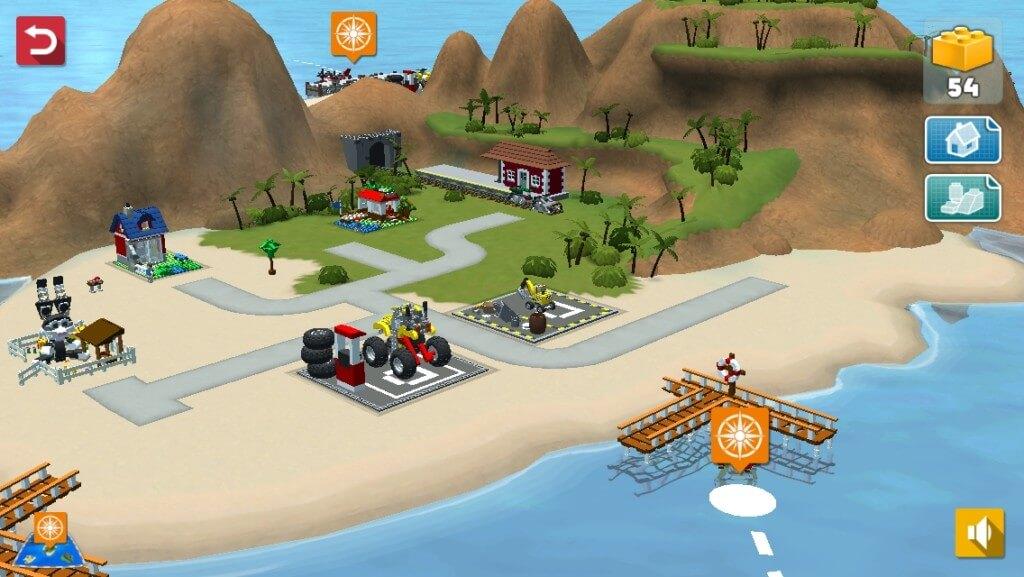 Подробнее об игре LEGO Creator Islands