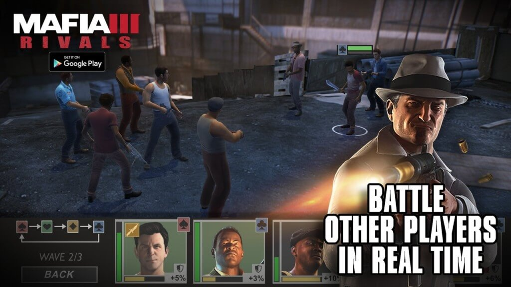Сюжет игры Mafia III Rivals
