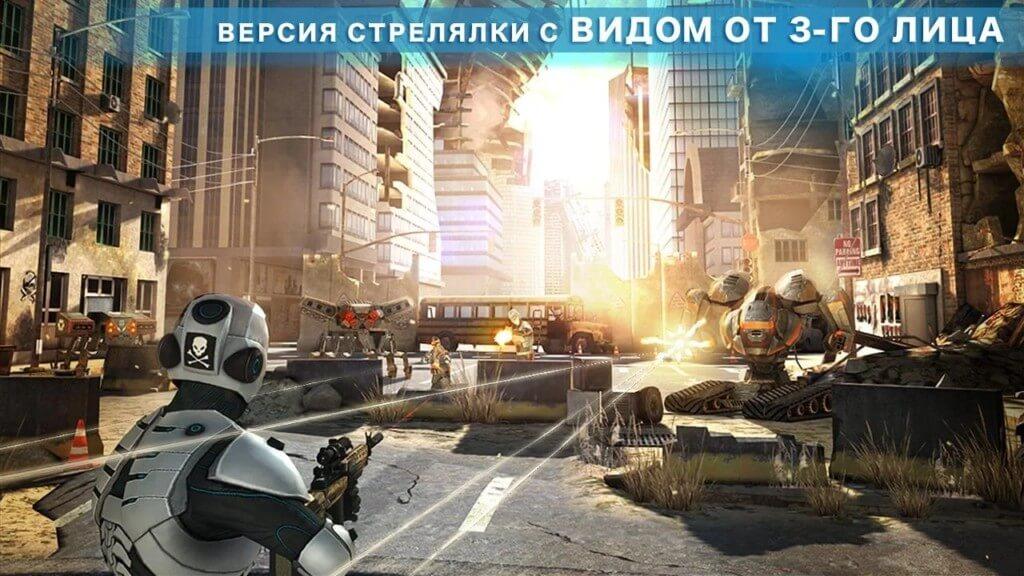 Overkill 3 - сюжетная история