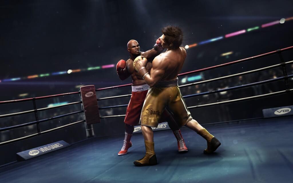 Подробнее об игре Real Boxing на андроид