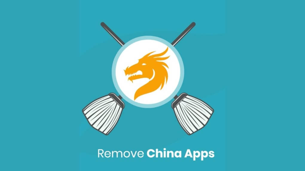 Remove China Apps - легко использовать