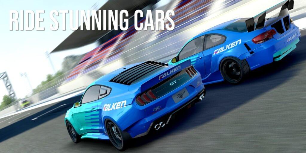 Механика игры Assoluto Racing