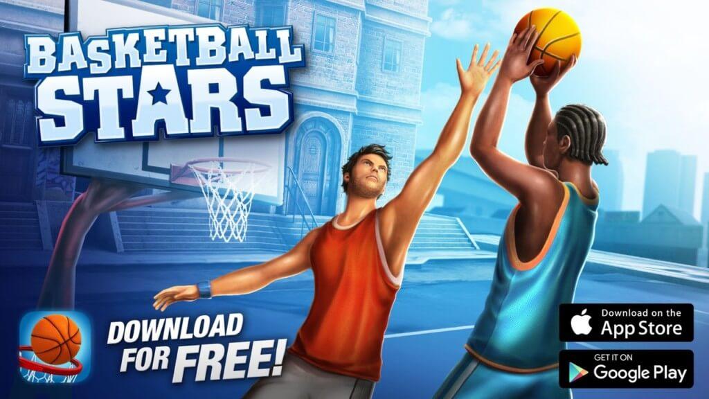 Механика игры Basketball Stars