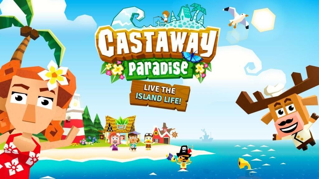 Механика игры Castaway Paradise