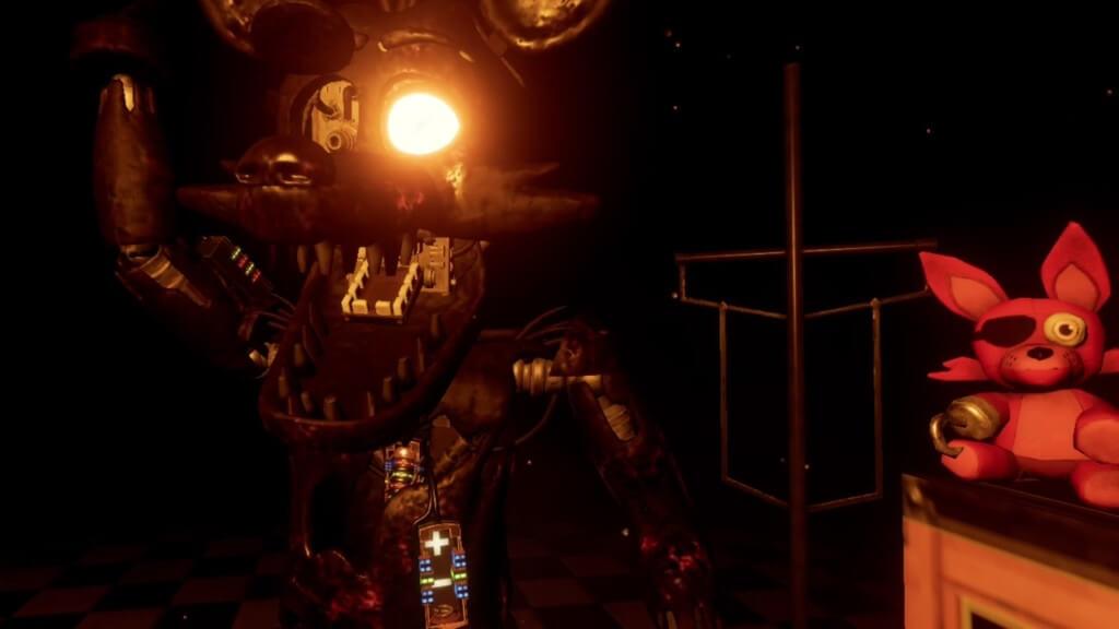 Five Nights at Freddys HW - сможете ли вы выжить после ночной работы охранником?