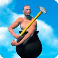 Getting Over It with Bennett Foddy 1.9.4