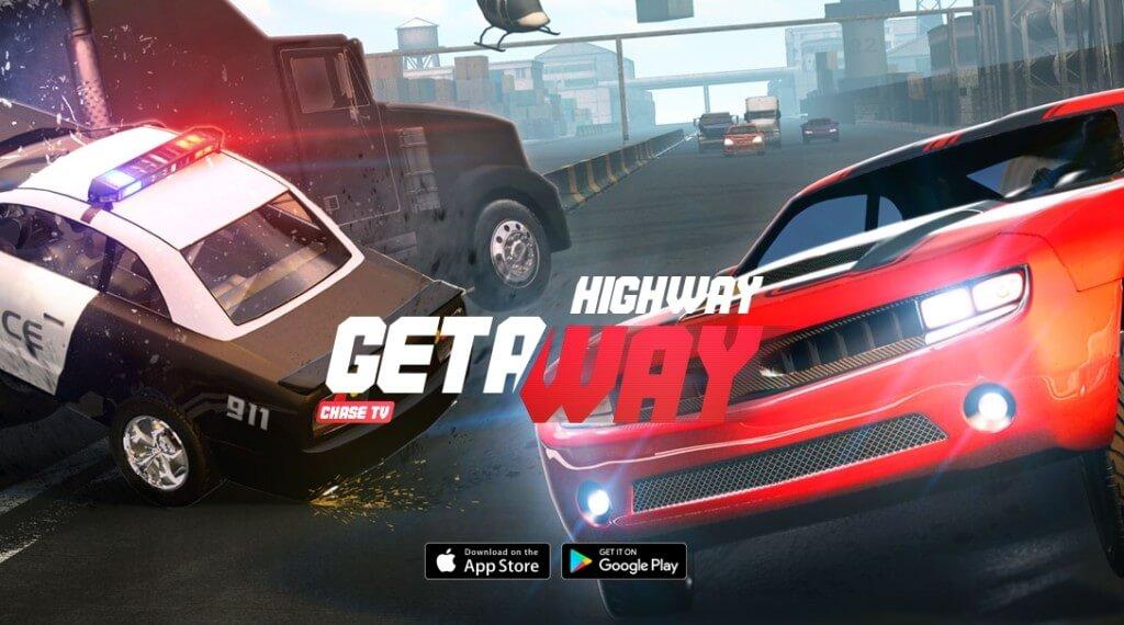Механика игры Highway Getaway