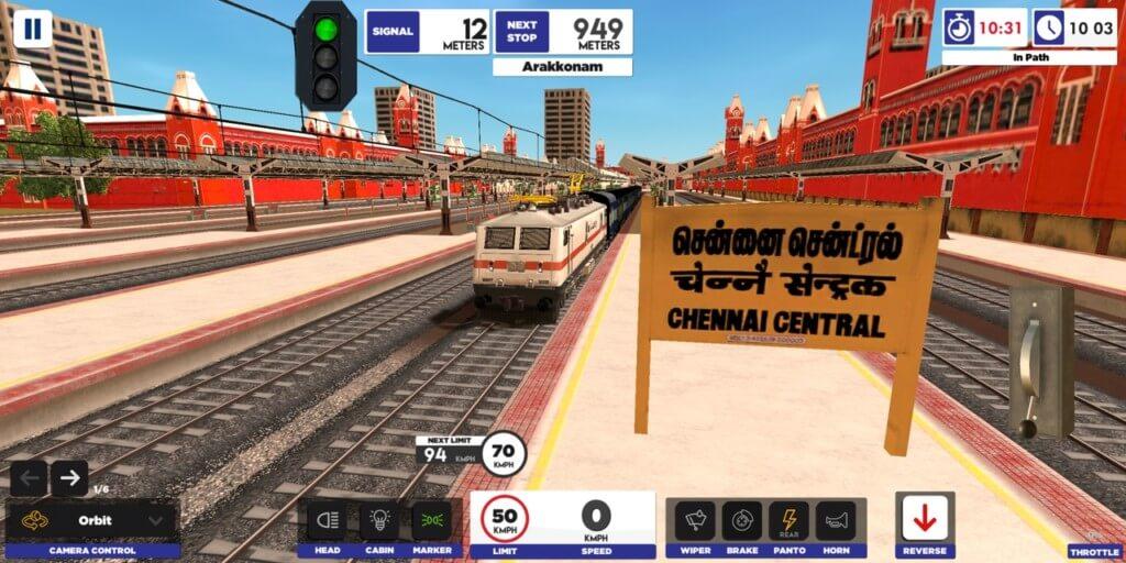 Indian Train Simulator - реалистичный опыт вождения поезда
