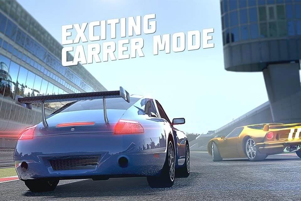 Механика игры Need for Racing New Speed Car