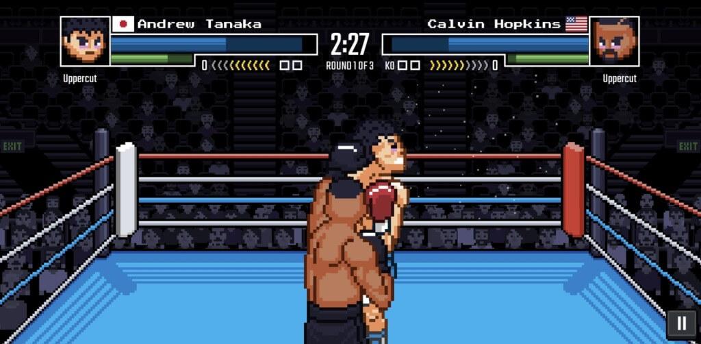 Prizefighters 2 - веселая игра про пиксельный бокс