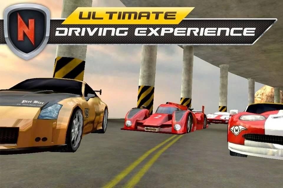 Механика в Real Car Speed