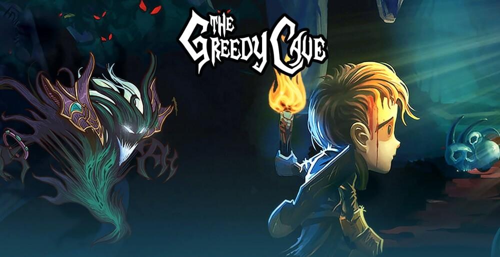 Про сюжет в The Greedy Cave на андроид