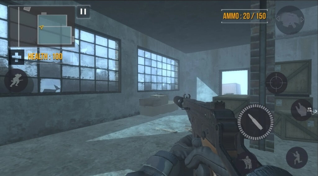 FGB Operators - 3D-графика в стиле Counter-Strike