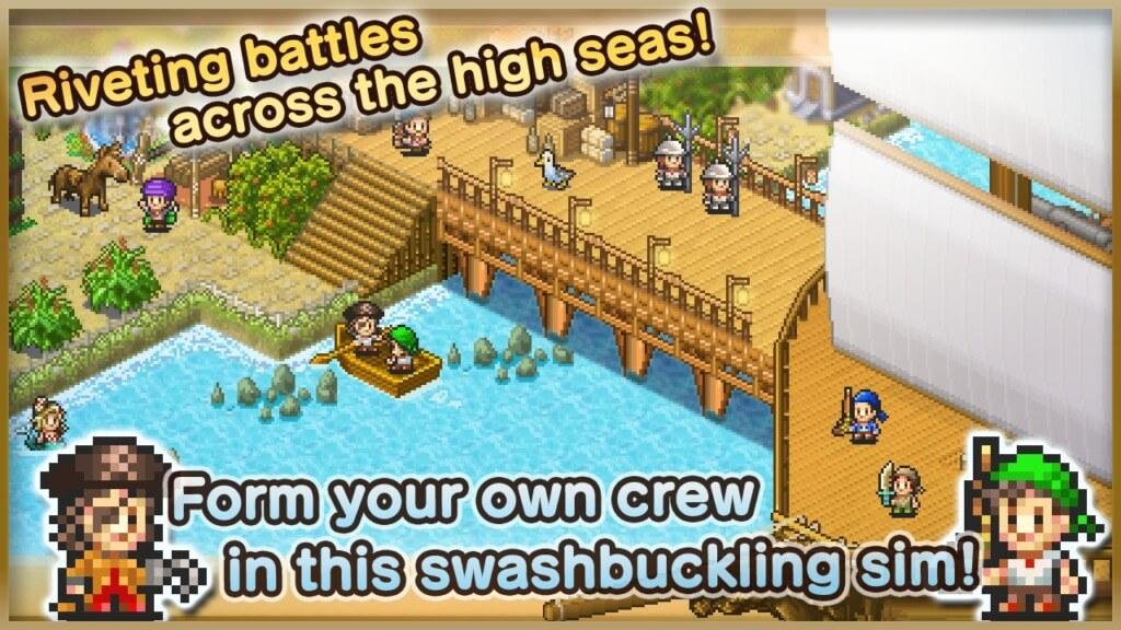 High Sea Saga - станьте легендарным капитаном