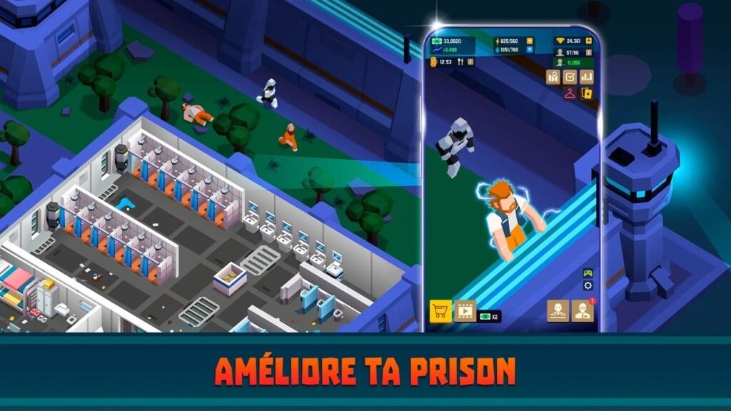 Prison Empire Tycoon - станьте тюремным магнатом