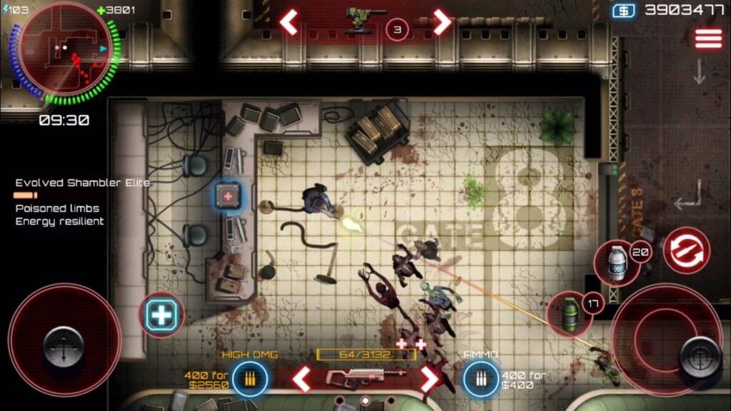 Про сюжет в SAS Zombie Assault 4
