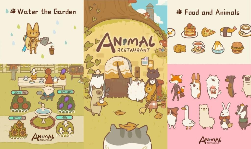 Animal Restaurant - уникальный симулятор управления рестораном