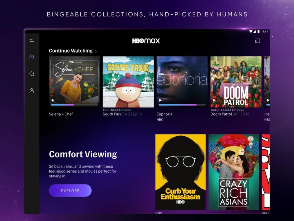 HBO Max - смотрите весь контент от WarnerMedia