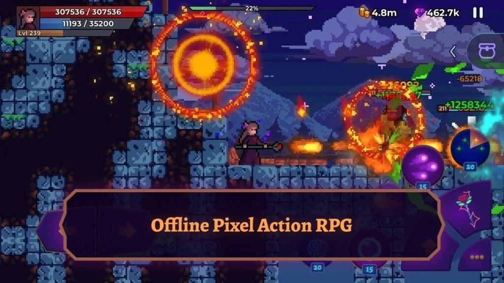 Сюжетная линия в игре Moonrise Arena