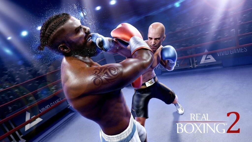Про сюжет в Real Boxing 2