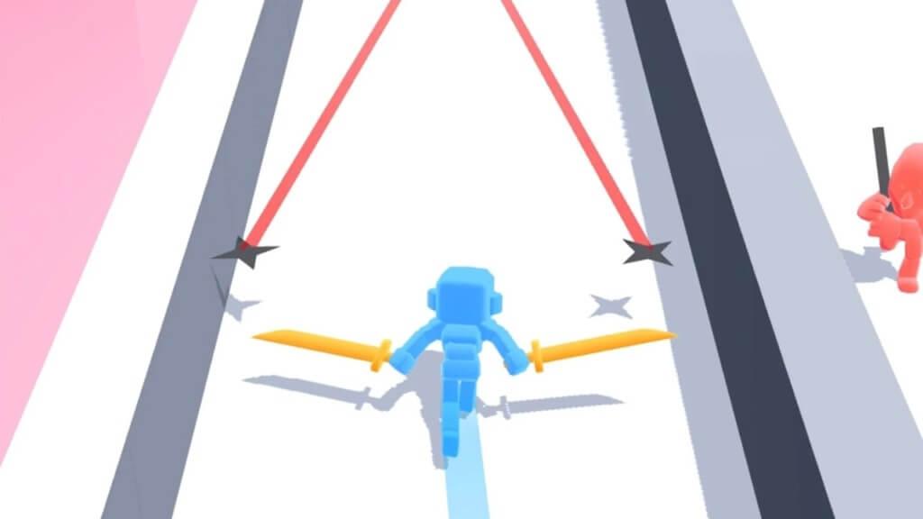 Подробнее об геймплее игры Samurai Flash