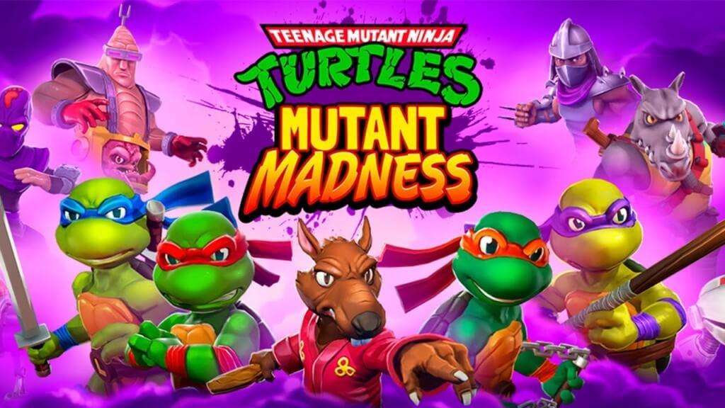 Про сюжет в TMNT Mutant Madness