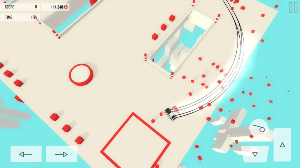 Подробнее об игре Absolute Drift
