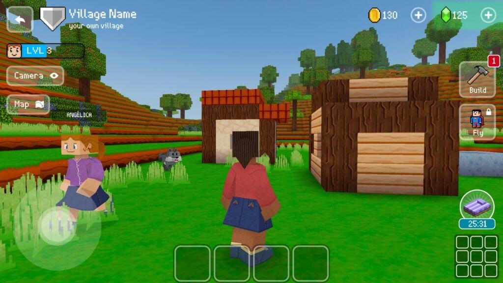 Подробнее об игре Block Craft 3D на андроид