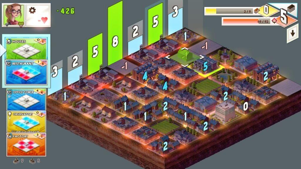 Механика игры Concrete Jungle
