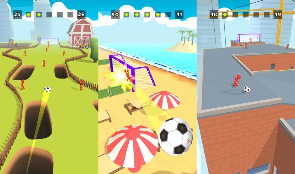 Crazy Kick! - не такая простая игра, как вы думаете