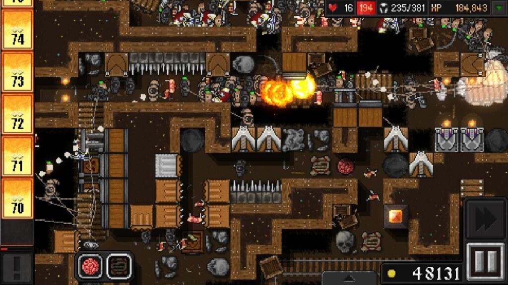Подробнее об игре Dungeon Warfare 2