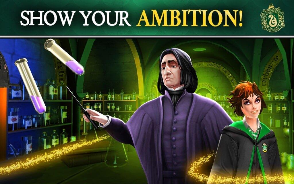 Harry Potter Hogwarts Mystery - лучшая ролевая игра по Гарри Поттеру
