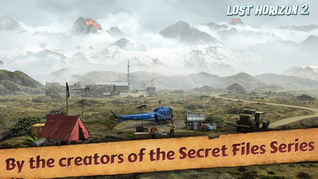 Подробнее об игре Lost Horizon 2