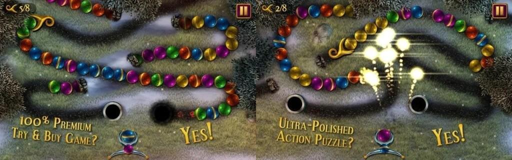 Механика игры Sparkle Unleashed