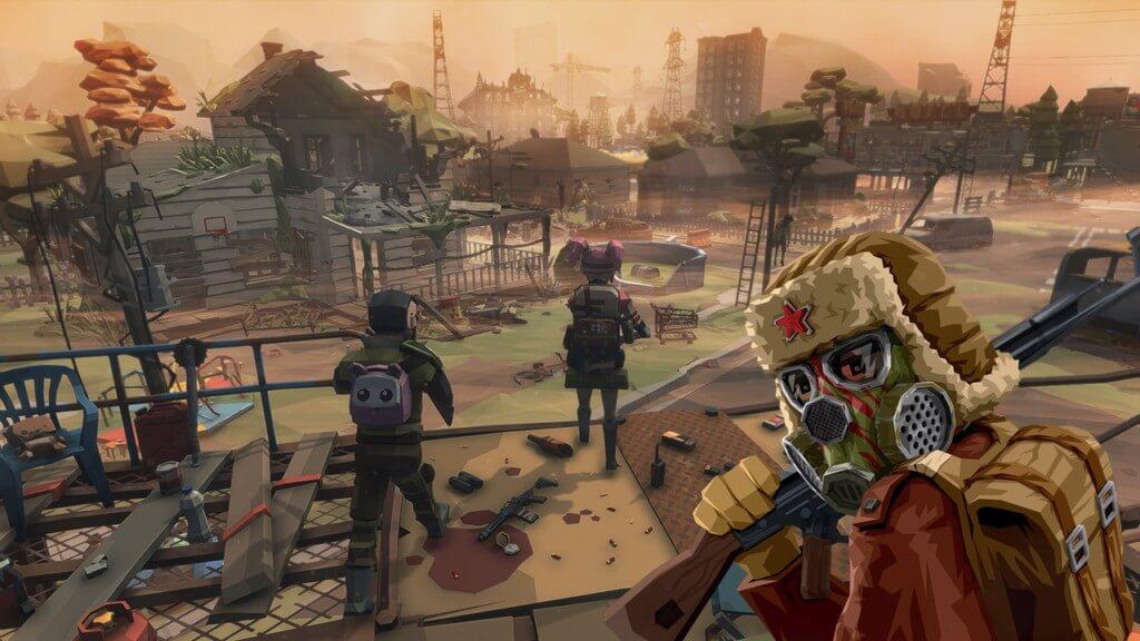 Геймплей игры The Walking Zombie 2