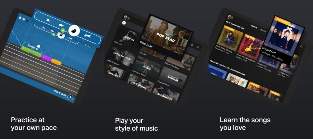 Yousician - учите музыку прямо на телефоне