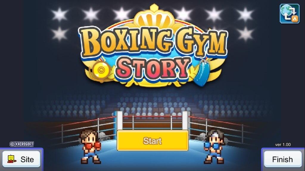 Boxing Gym Story - тренируйте боксеров, чтобы они стали чемпионами
