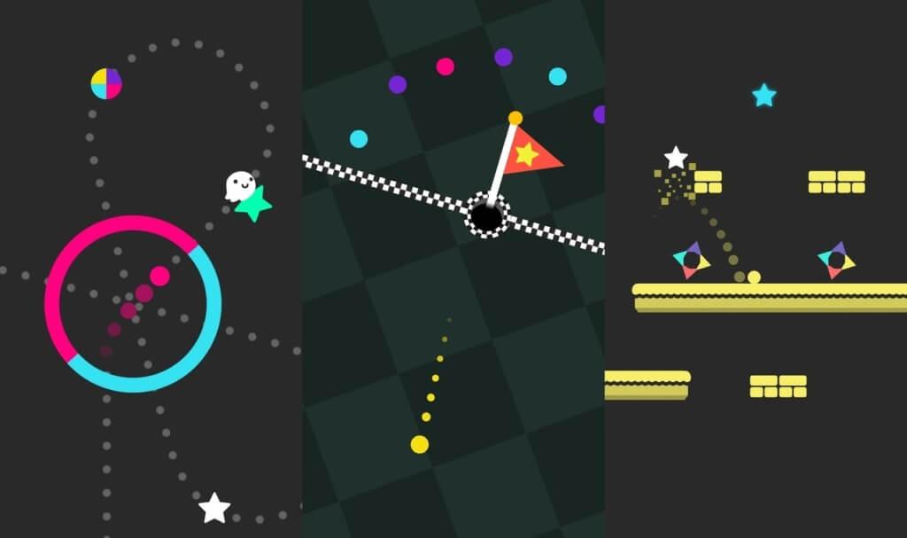 Ключевые особенности игры Color Switch