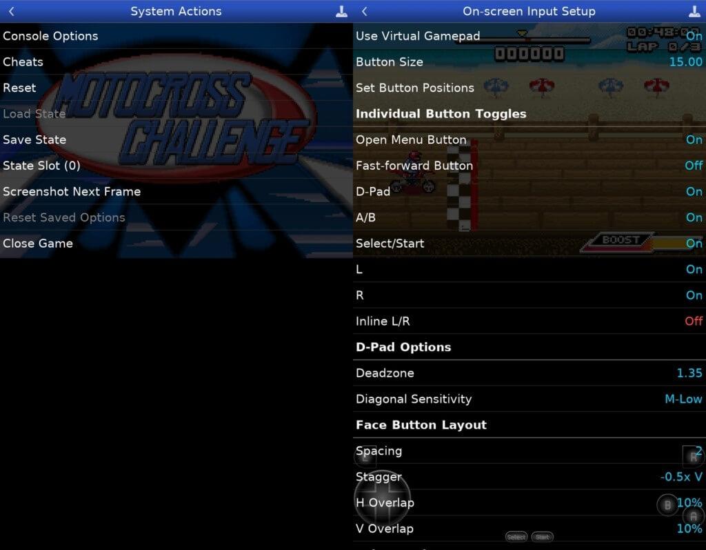 GBA.emu - лучший эмулятор GBA для Android