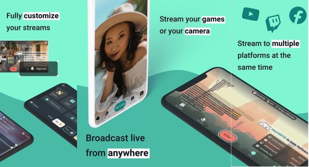 Что такое Streamlabs на андроид?