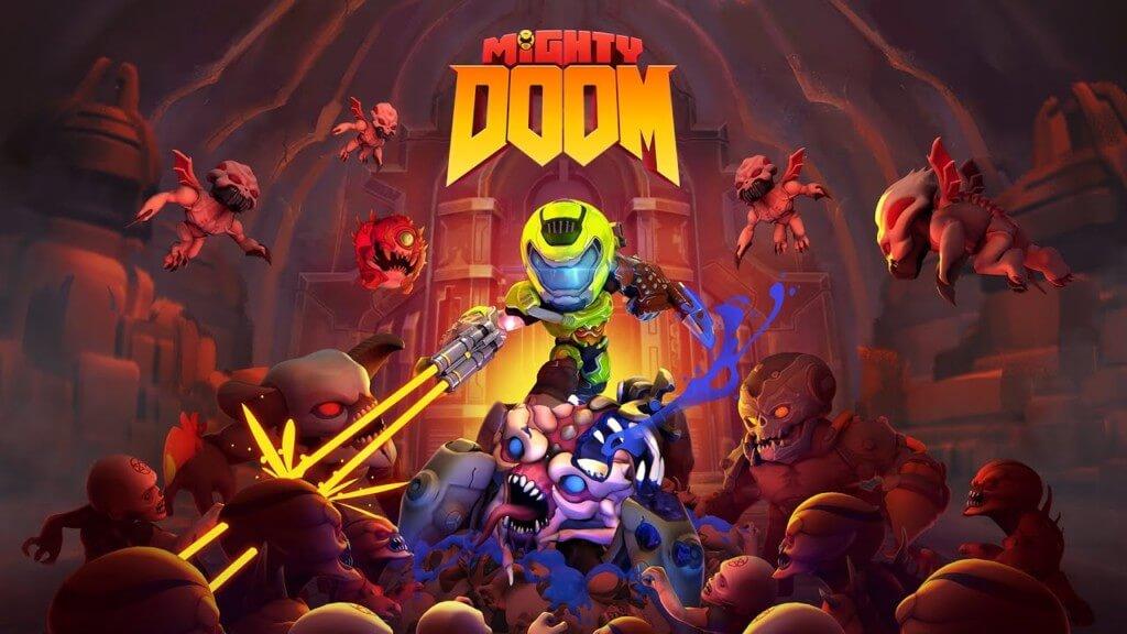 Подробнее об игре Mighty DOOM