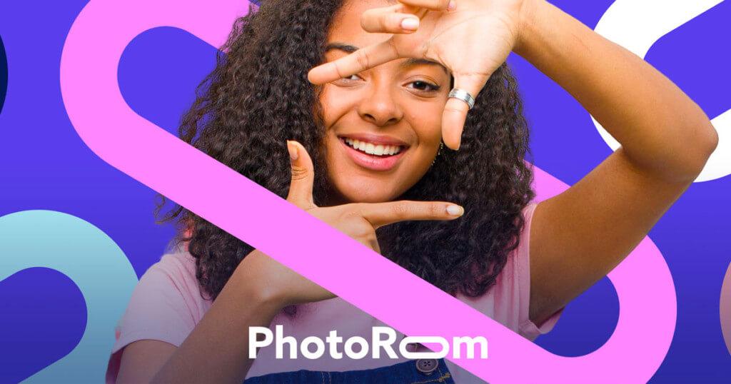 PhotoRoom - легко использовать