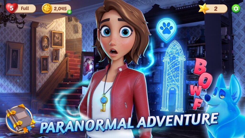 Про персонажей в игре Supernatural City