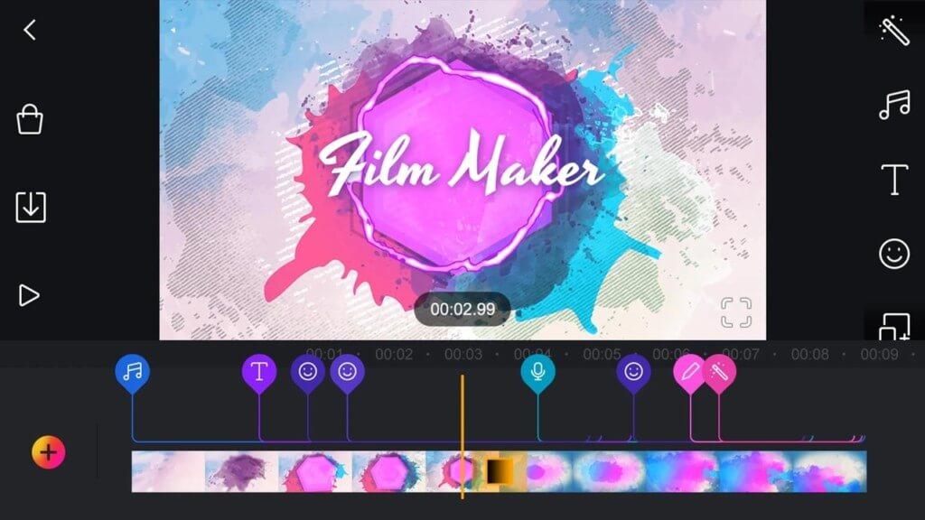 Film Maker Pro - видеоредактор для всех
