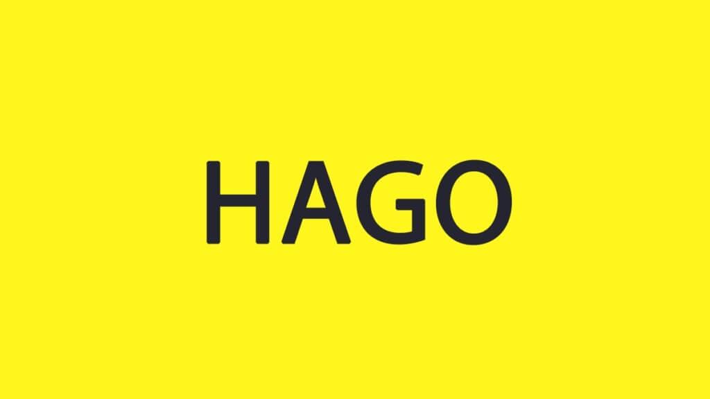 HAGO - крупнейшее развлекательное сообщество