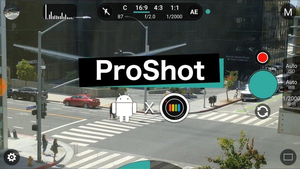 Что такое ProShot?