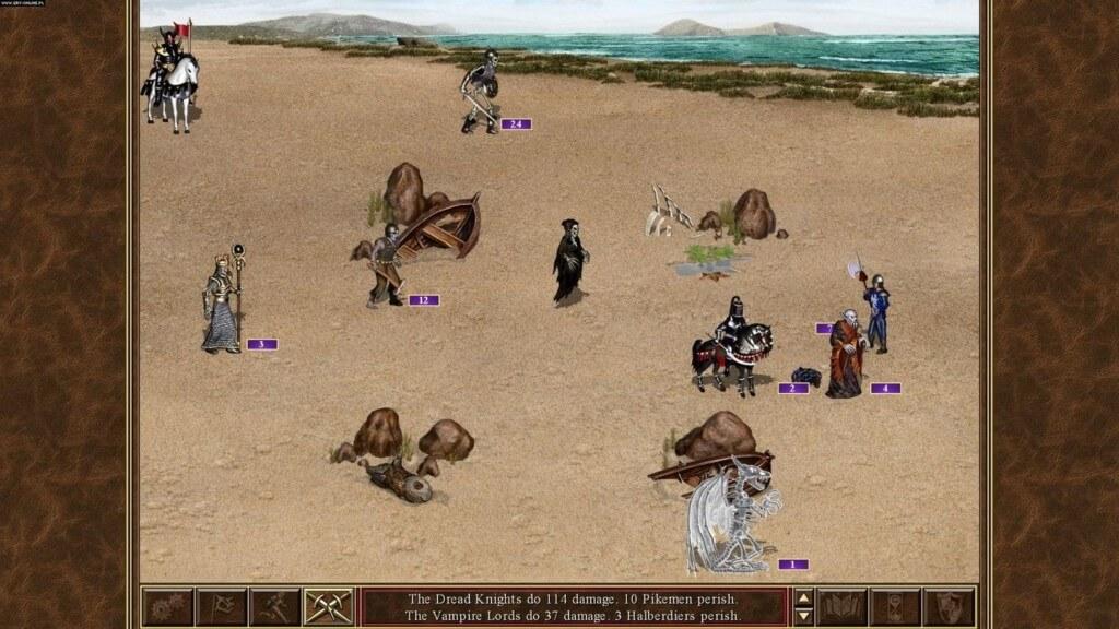 Подробнее об игре Heroes of Might and Magic III HD Edition